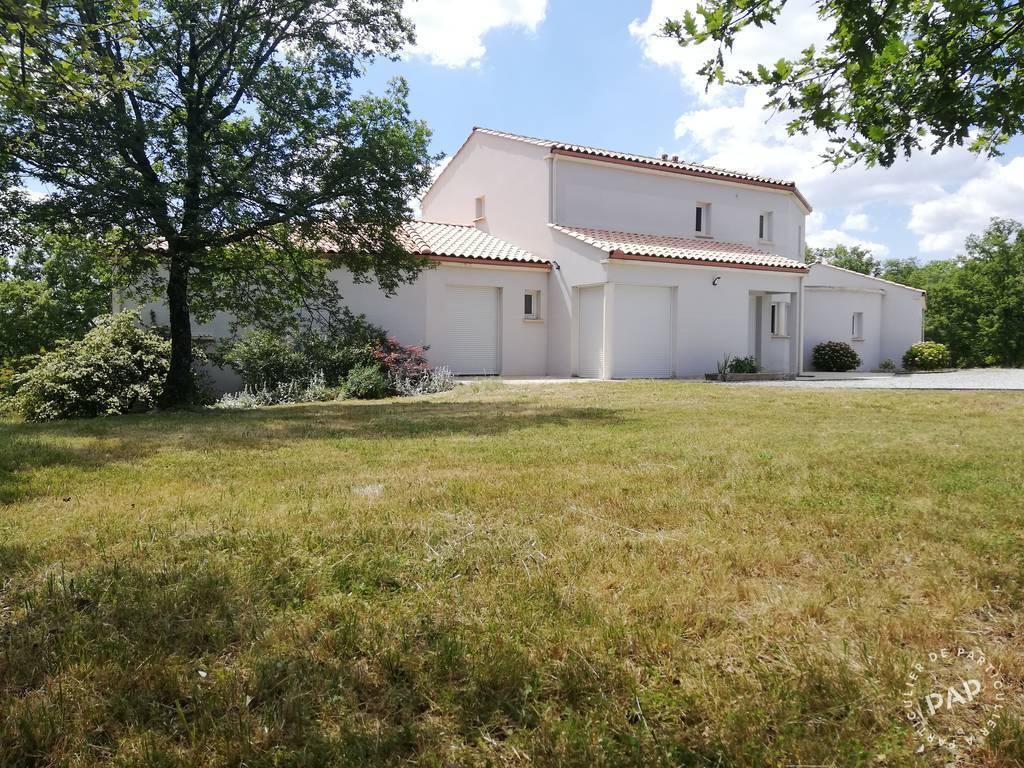 Vente Maison Les Arques (46250) 190m² 320.000€
