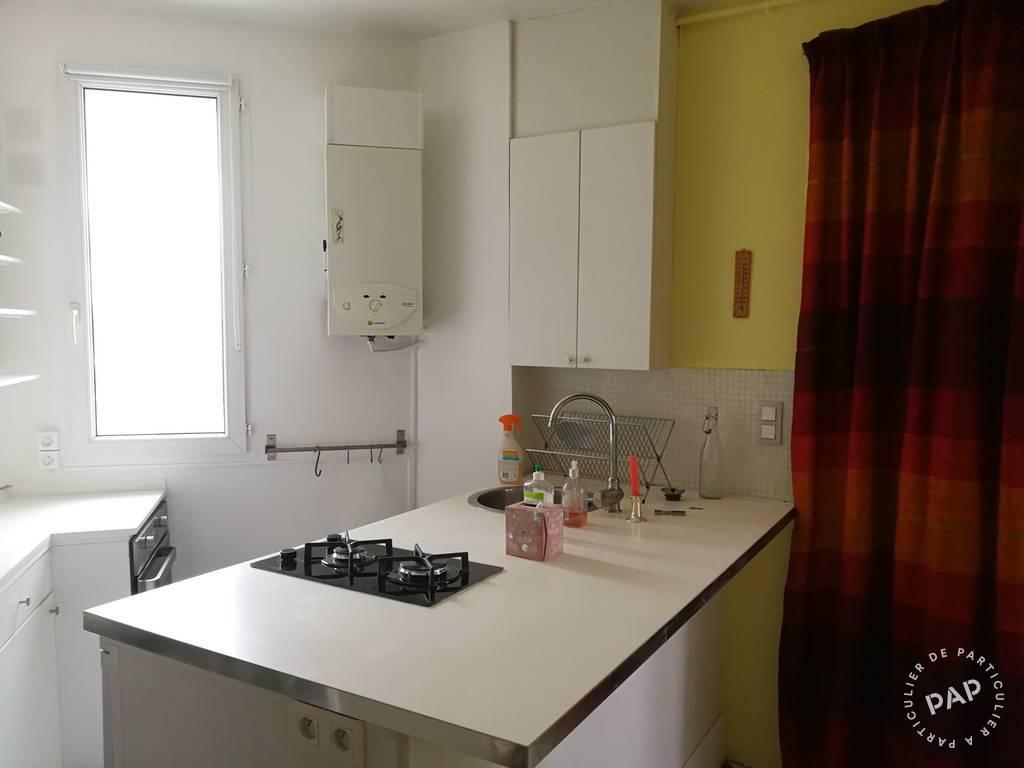 Location Appartement Paris 18E (75018) 38m² 1.180€