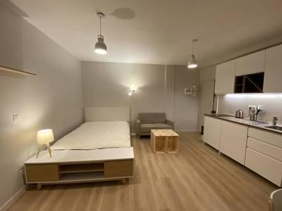 Location meublée studio 21m² Paris 18E (75018) - 900€