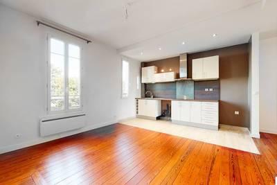 Vente appartement 2pièces 47m² Choisy-Le-Roi (94600) - 199.000€