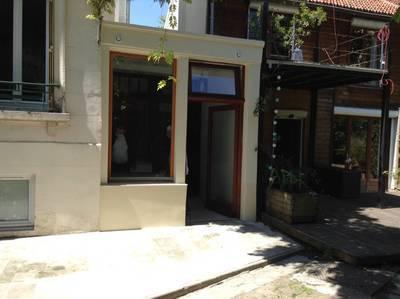 Location meublée maison 47m² Saint-Denis (93200) - 850€