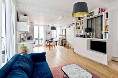 Vente appartement 3pièces 64m² Paris 11E (75011) - 800.000€