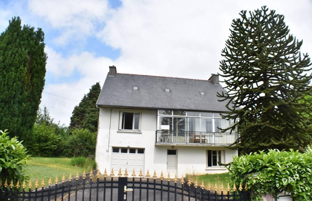 Vente maison 4 pièces Maël-Carhaix (22340)