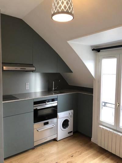 Location meublée studio 11m² Paris 7E (75007) - 645€