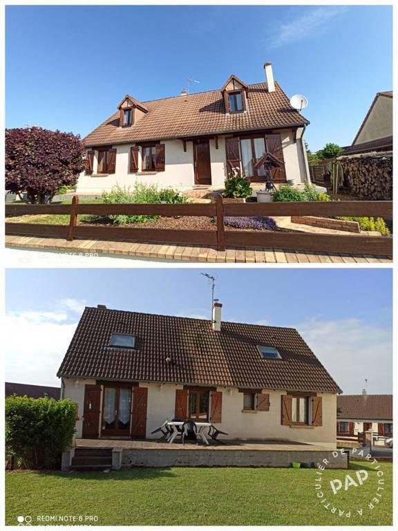 Vente maison 6 pièces Saint-Germain-du-Puy (18390)