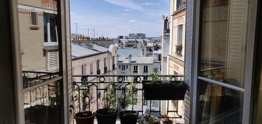 Vente appartement 2pièces 50m² Paris 17E (75017) - 590.000€