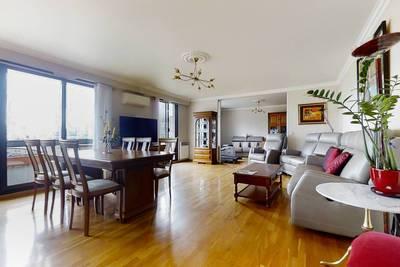 Vente appartement 5pièces 111m² Paris 13E (75013) - 1.212.000€