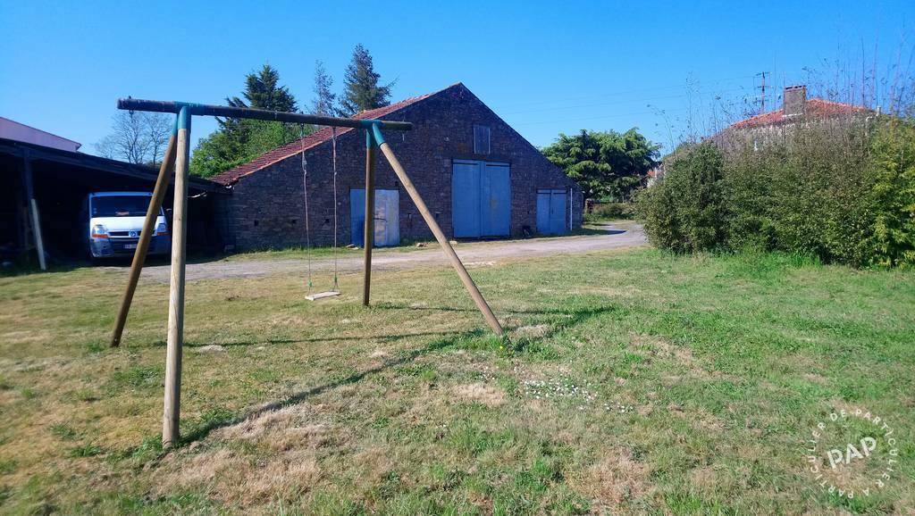 Vente Maison Chaillé-Sous-Les-Ormeaux (85310) 160m² 220.000€