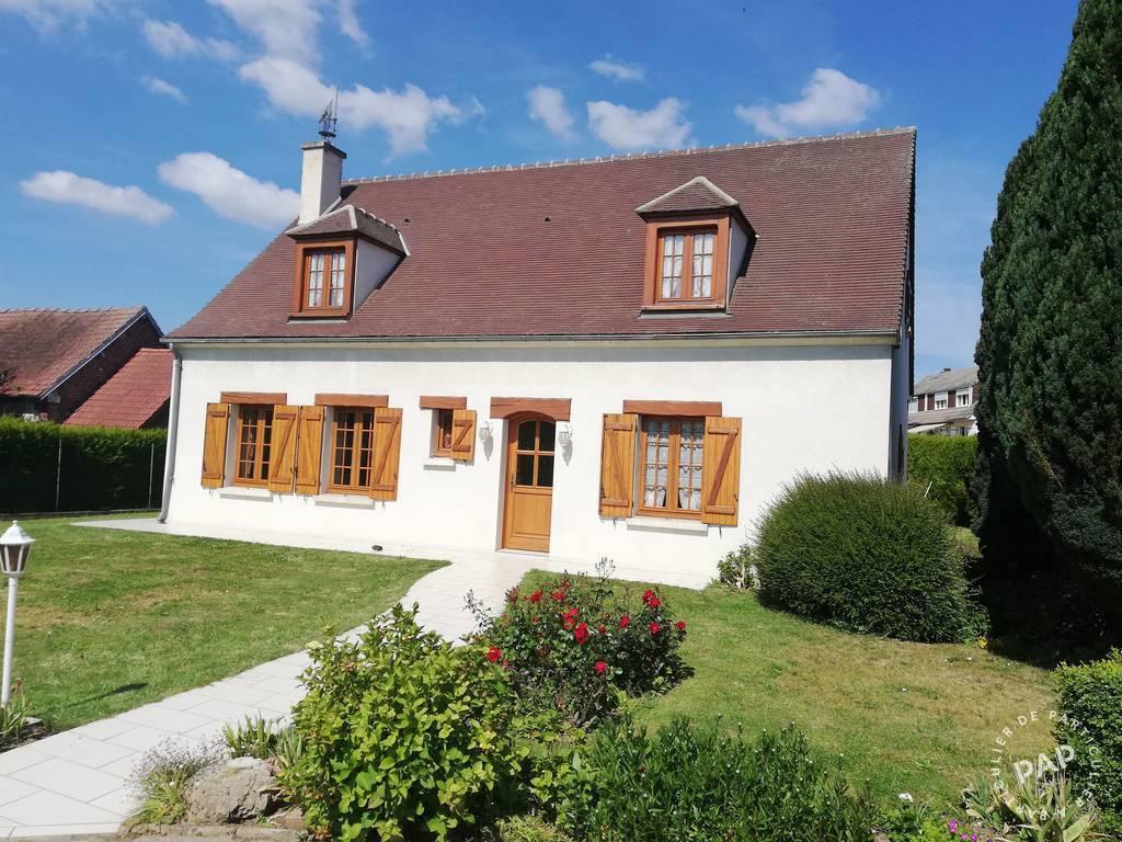 Vente Maison Ribécourt-Dreslincourt (60170)