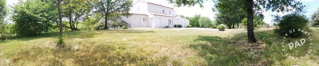 Vente immobilier 320.000€ Les Arques (46250)