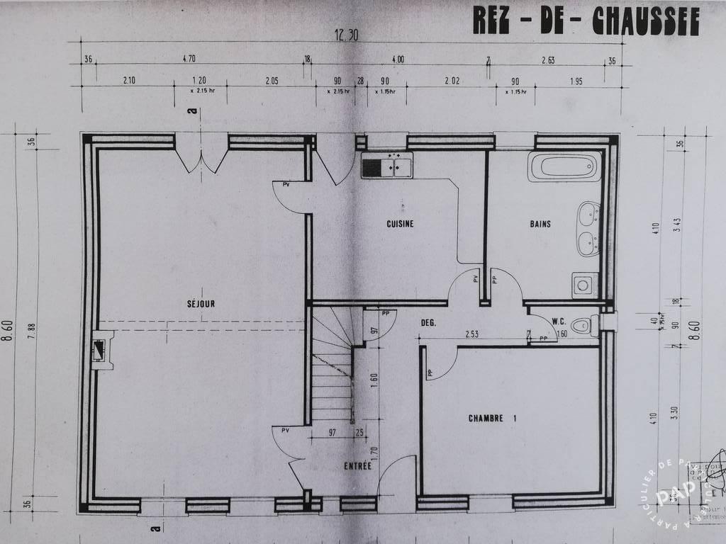 Vente immobilier 268.000€ Ribécourt-Dreslincourt (60170)