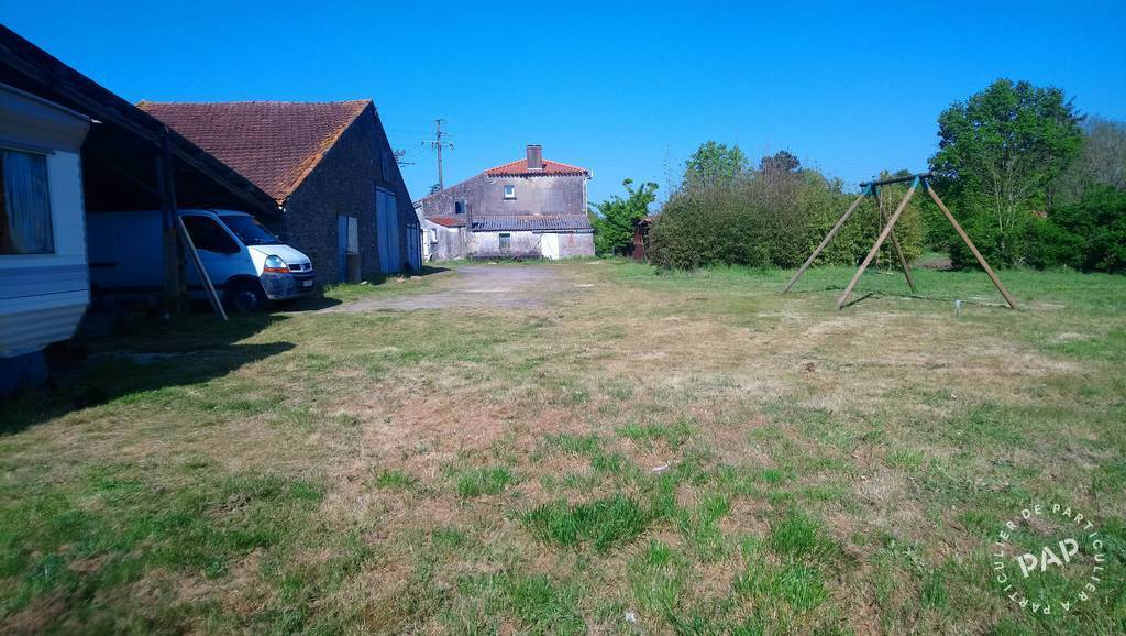 Vente immobilier 220.000€ Chaillé-Sous-Les-Ormeaux (85310)