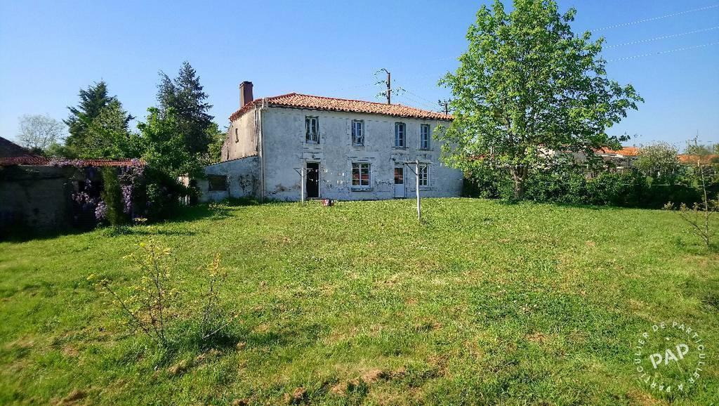 Maison Chaillé-Sous-Les-Ormeaux (85310) 220.000€