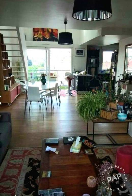 Location Appartement 116 m²