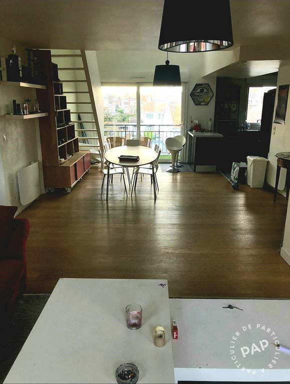 Appartement 1.580 € 116 m² Lille (59000)