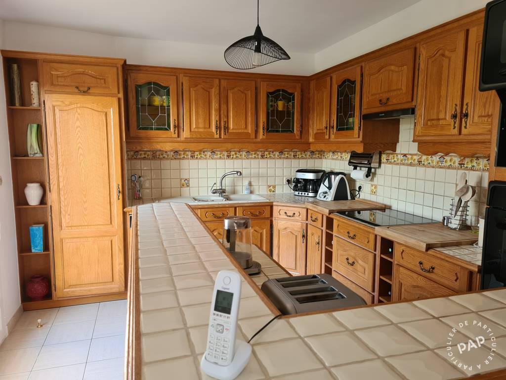 Vente Maison Crégy-Lès-Meaux (77124) 156m² 399.900€