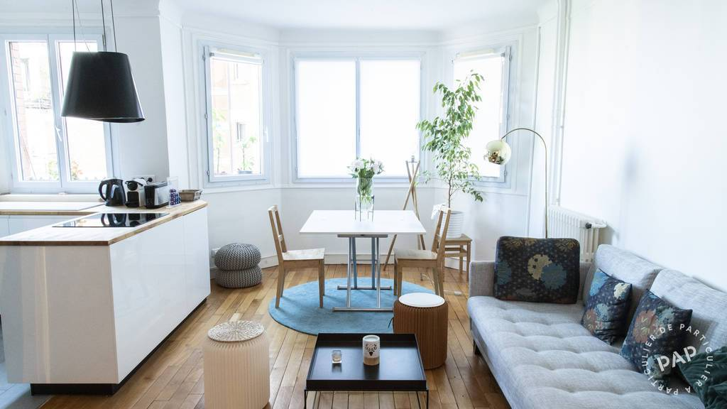 Vente appartement 2 pièces Saint-Cloud (92210)