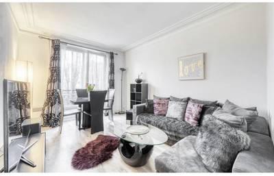 Location meublée appartement 2pièces 45m² Paris 15E (75015) - 1.850€