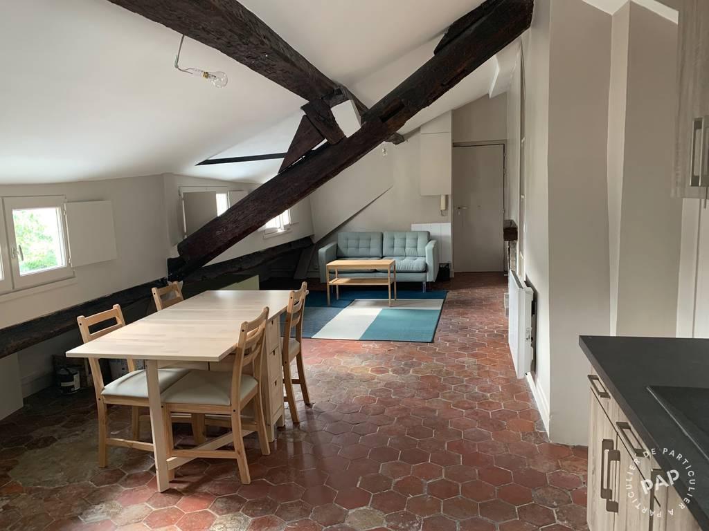 Location Appartement Paris 3E 35m² 1.400€