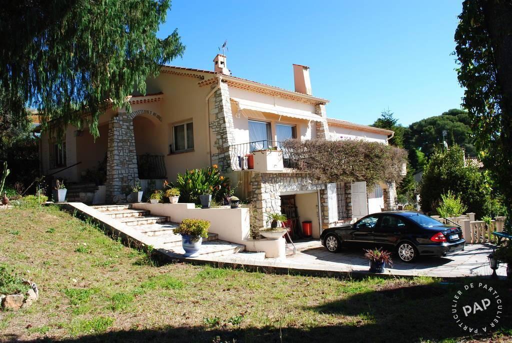 Vente maison 7 pièces Antibes (06)