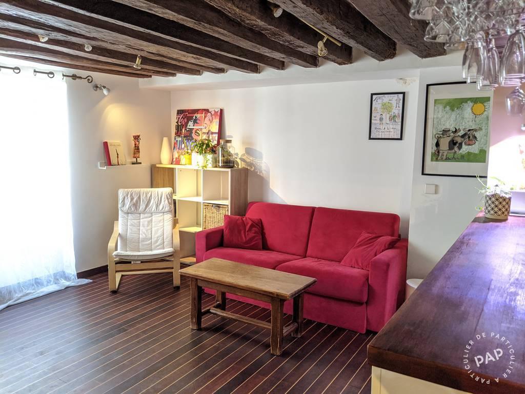 Vente appartement 3 pièces Paris 5e