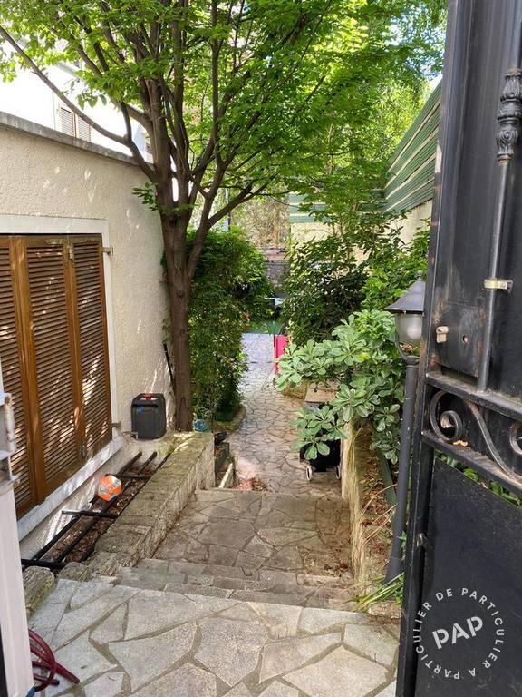 Vente maison 7 pièces Paris 13e