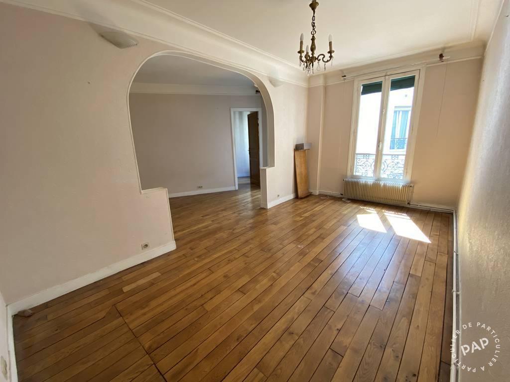 Vente Appartement Paris 11E (75011) 57m² 600.000€