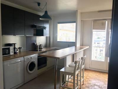 Location meublée studio 37m² Paris 13E (75013) - 1.350€