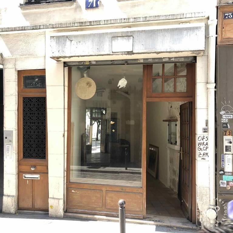 Vente Local commercial Paris 5E (75005) 20m² 390.000€
