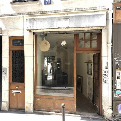 Local commercial Paris 5E (75005) - 20 m² - 390.000 €