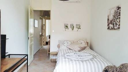 Location meublée appartement 2pièces 38m² Nice (06000) - 850€