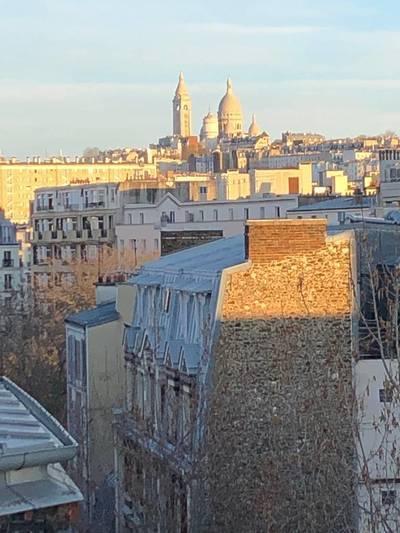 Location meublée appartement 2pièces 44m² Paris 17E (75017) - 1.390€