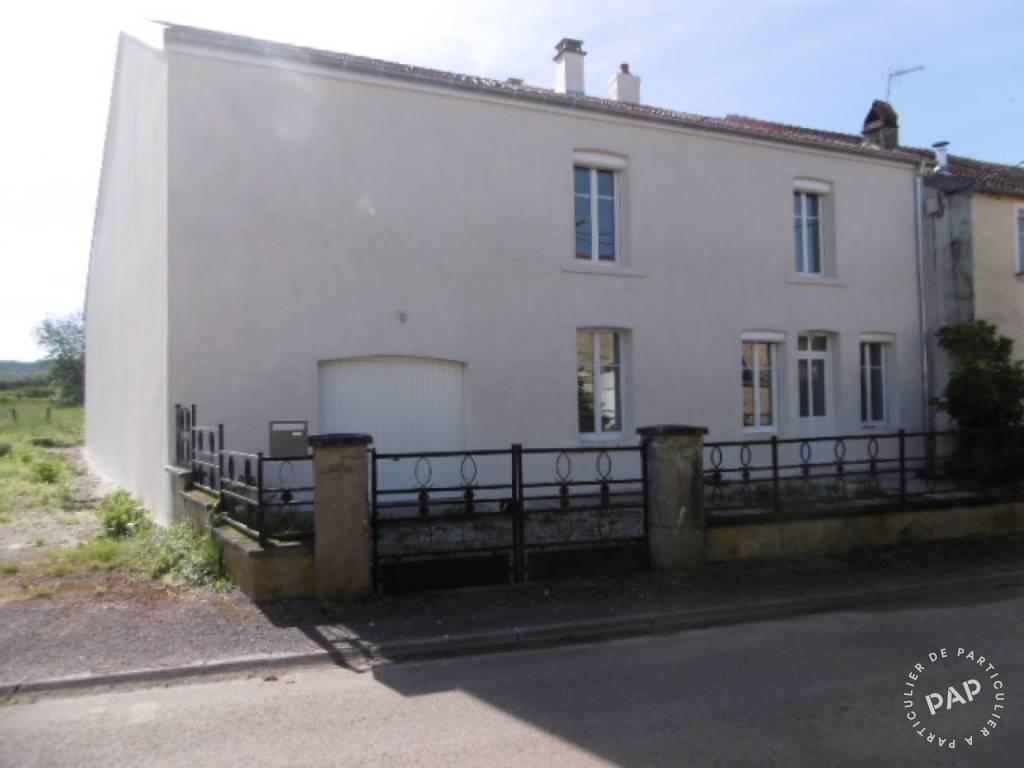 Vente maison 7 pièces Belmont (52500)