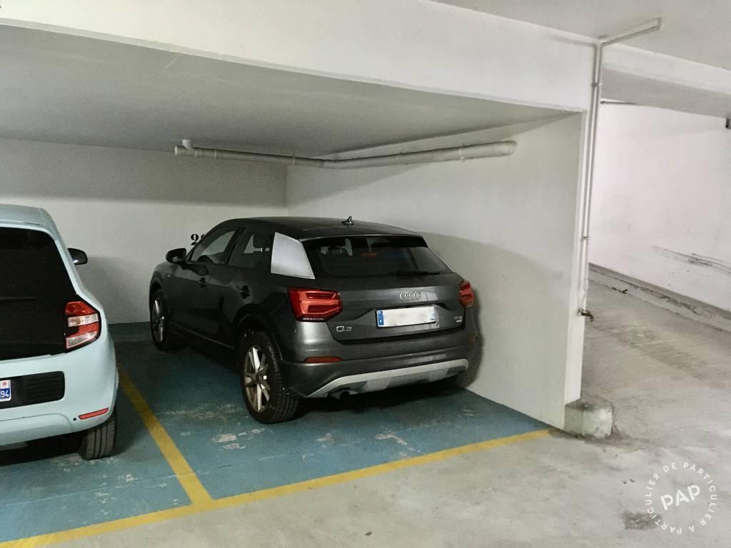 Location Garage, parking Boulogne-Billancourt (92100)  140€