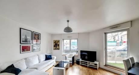 Vente appartement 3pièces 63m² Issy-Les-Moulineaux (92130) - 495.000€