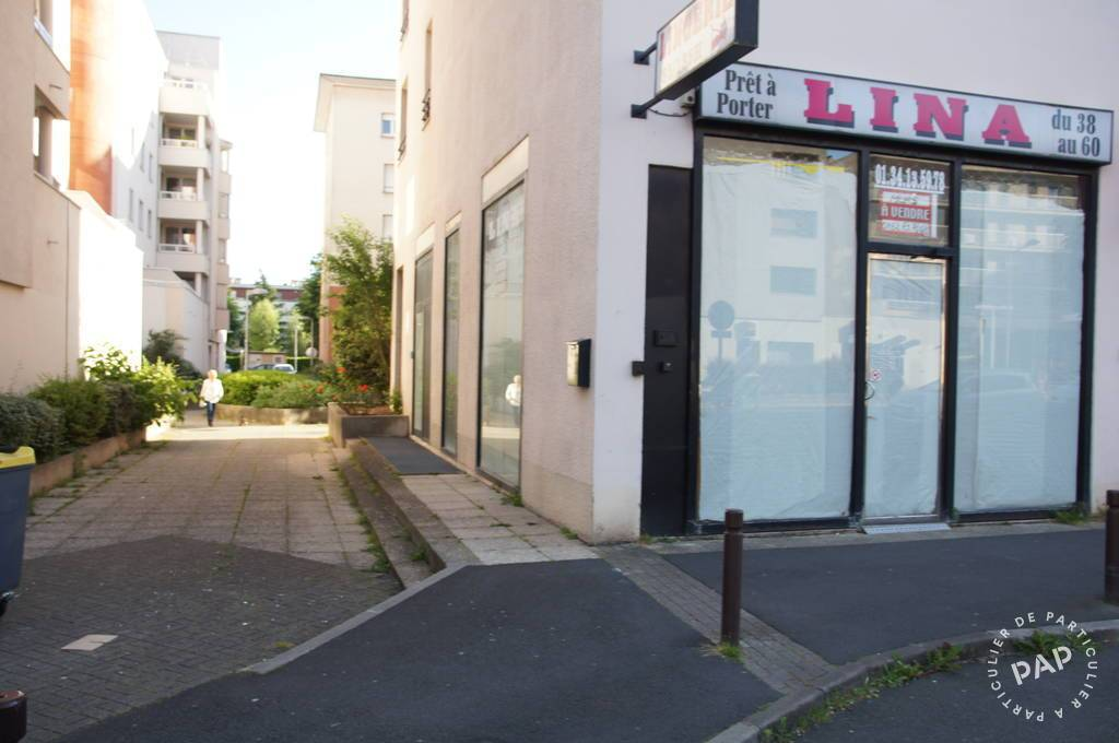 Vente et location Local commercial Ermont (95120) 123 m² 520.000 €