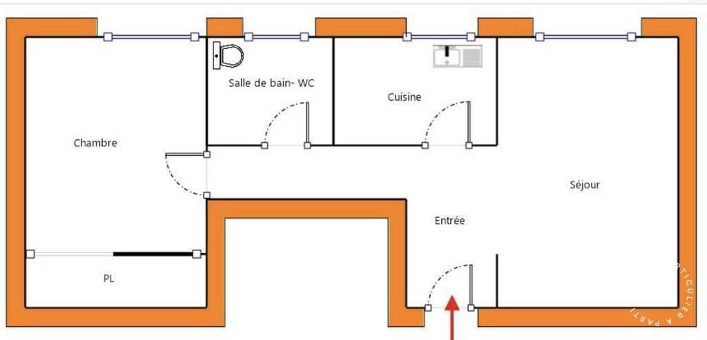 Vente Appartement Nogent-Sur-Marne 49m² 325.000€