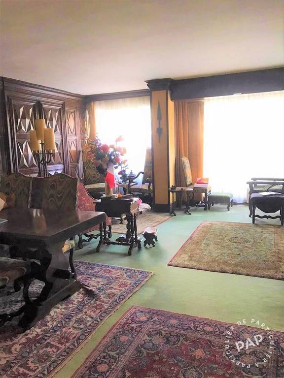 Vente appartement 3 pièces Paris 16e