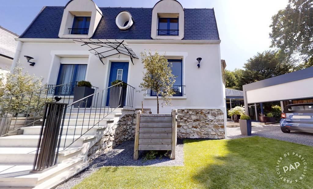 Vente maison 7 pièces Le Raincy (93340)