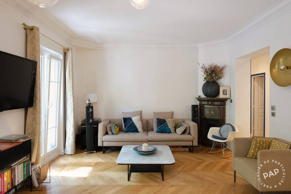 Vente Appartement Paris 11E (75011) 71 m² 870.000 €
