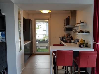 Location meublée appartement 3pièces 64m² Saint-Ouen (93400) - 1.470€