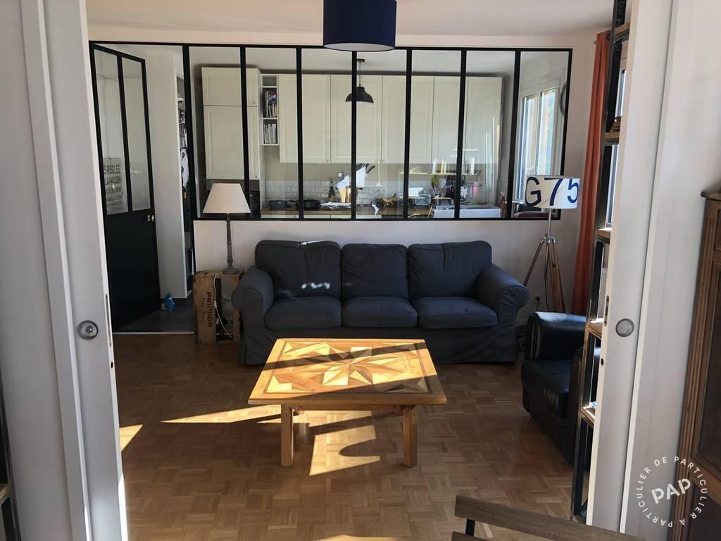 Vente appartement 4 pièces Clamart (92140)