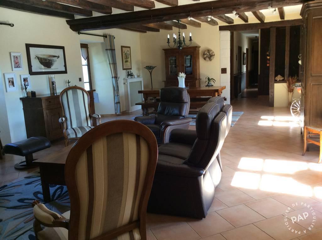 Vente Maison A 10 Km De Sablé-Sur-Sarthe 260m² 400.000€