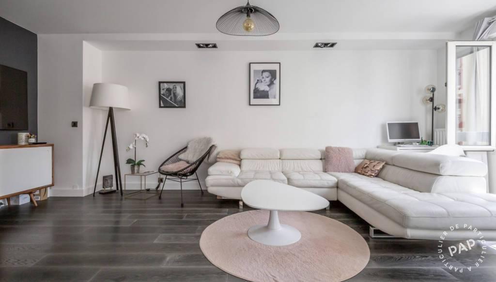Vente Appartement Nogent-Sur-Marne (94130) 119m² 940.000€