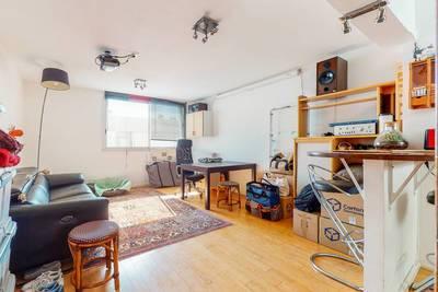 Vente appartement 3pièces 55m² Paris 12E (75012) - 560.000€