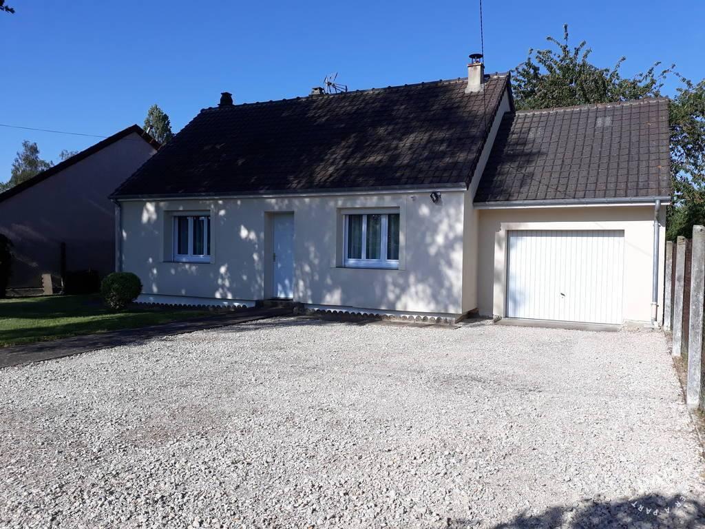 Vente maison 5 pièces Nonvilliers-Grandhoux (28120)