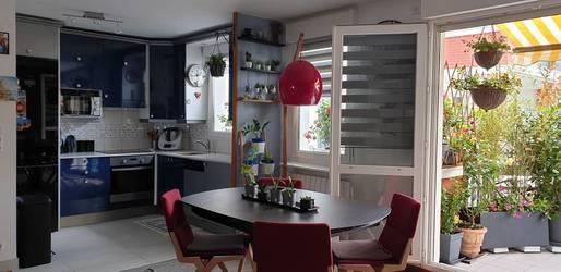 Vente appartement 2pièces 69m² Paris 10E (75010) - 850.000€