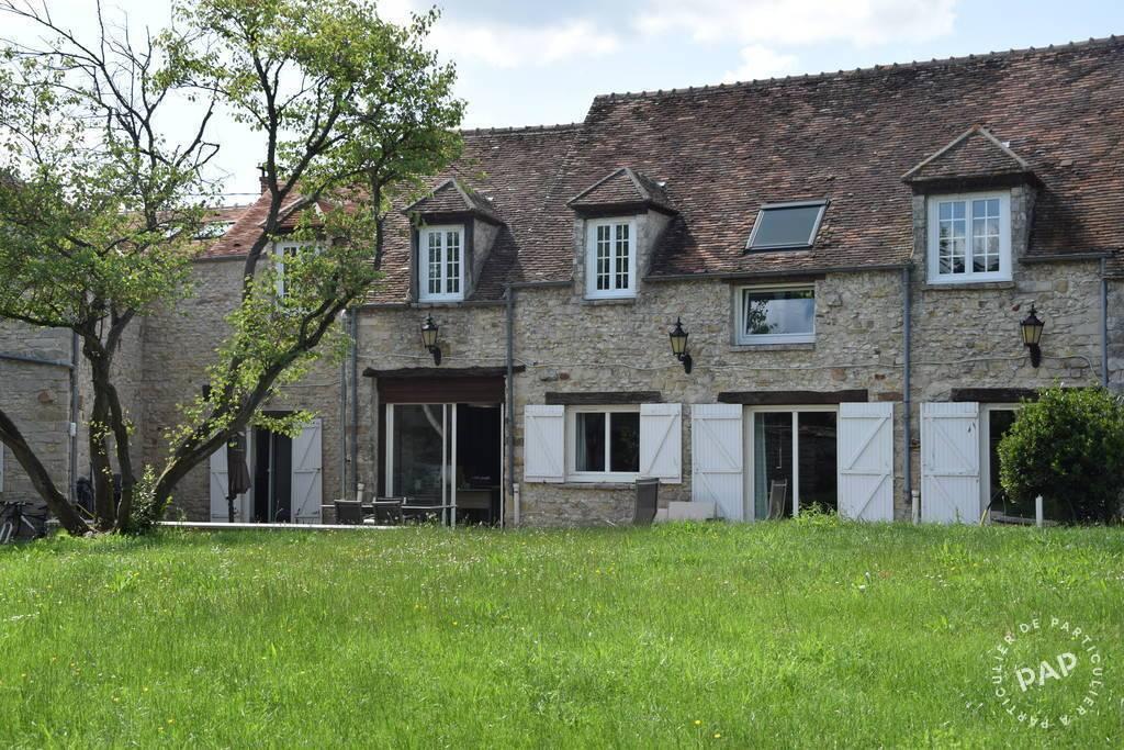 Vente maison 8 pièces Achères-la-Forêt (77760)
