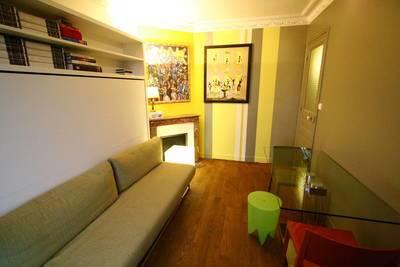 Location meublée studio 32m² Paris 13E (75013) - 990€
