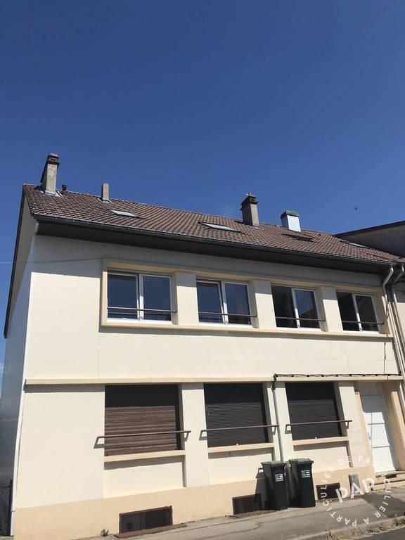 Vente appartement 5 pièces Saint-Dié-des-Vosges (88100)